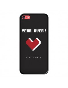 Coque Year Over Love Coeur Amour pour iPhone 5C - Julien Martinez