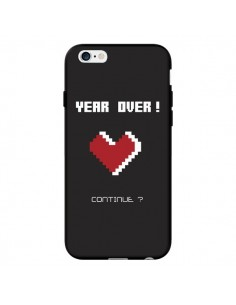 Coque Year Over Love Coeur Amour pour iPhone 6 - Julien Martinez