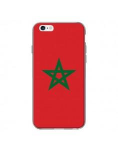 Coque Drapeau Maroc Marocain pour iPhone 6 Plus - Laetitia