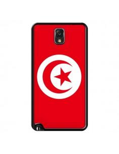 Coque Drapeau Tunisie Tunisien pour Samsung Galaxy Note IV - Laetitia