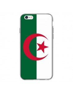 Coque Drapeau Algérie Algérien pour iPhone 6 Plus - Laetitia