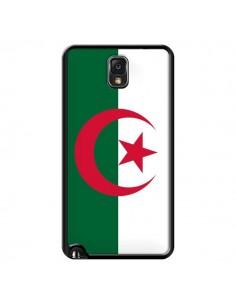 Coque Drapeau Algérie Algérien pour Samsung Galaxy Note IV - Laetitia
