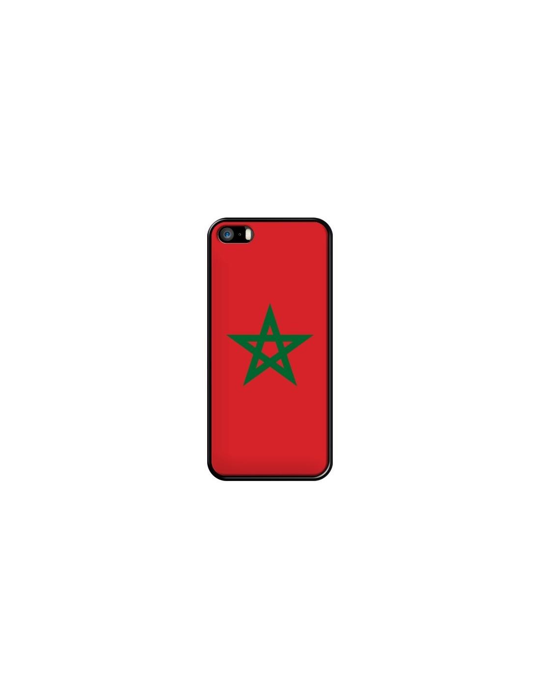 coque drapeau du maroc iphone 6