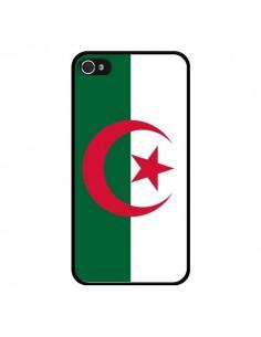 Coque Drapeau Algérie Algérien pour iPhone 4 et 4S - Laetitia