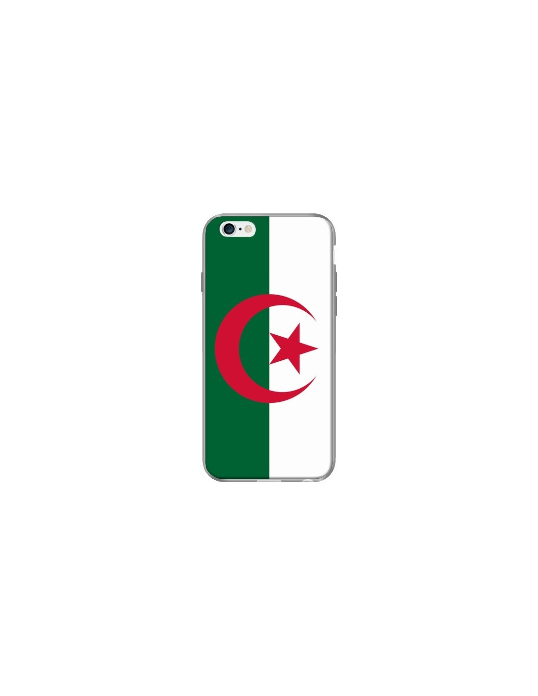 coque drapeau algerie iphone 6