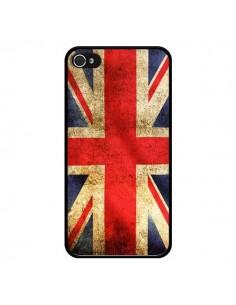 Coque Drapeau Angleterre Anglais UK pour iPhone 4 et 4S - Laetitia