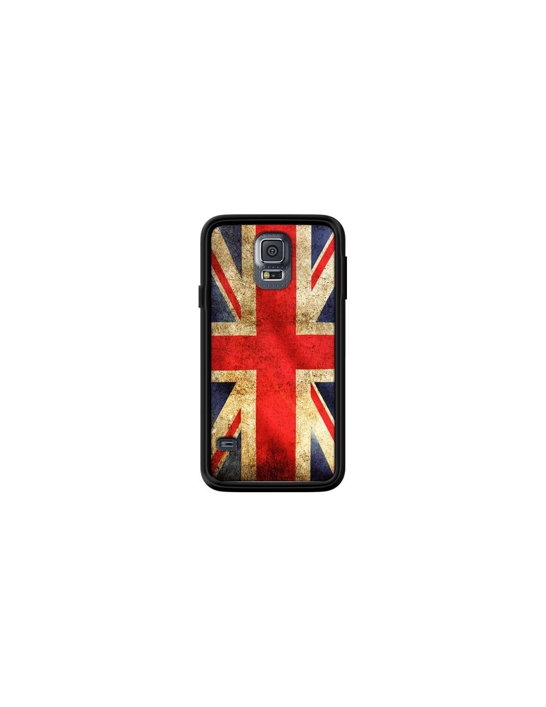 coque samsung s7 drapeau anglais