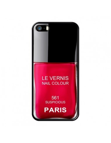 iphone 5 coque rouge