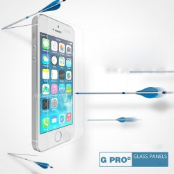 Film en verre trempé Anti-Casse Anti-Explosion Avant pour iPhone 5/5S, 5C et SE