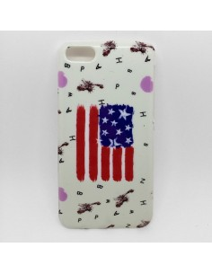 Coque Drapeau USA Fashion pour iPhone 5C