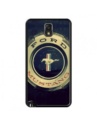 Coque Ford Mustang Voiture pour Samsung Galaxy Note III - R Delean