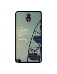 Coque Adventure is waiting Fête Forraine pour Samsung Galaxy Note 4 - R Delean