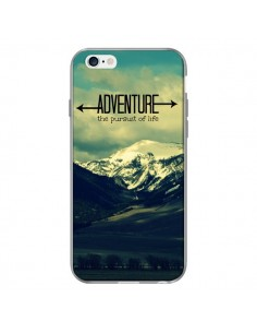 Coque Adventure the pursuit of life Montagnes Ski Paysage pour iPhone 6 Plus - R Delean
