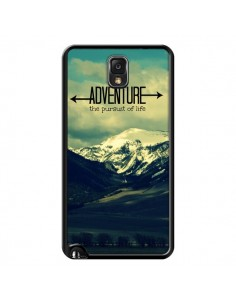 Coque Adventure the pursuit of life Montagnes Ski Paysage pour Samsung Galaxy Note III - R Delean