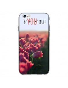 Coque Coque Be you Tiful Tulipes pour iPhone 6 Plus - R Delean