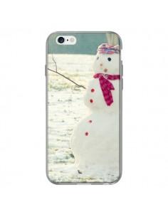 Coque Bonhomme de Neige pour iPhone 6 Plus - R Delean