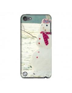 Coque Bonhomme de Neige pour iPod Touch 5 - R Delean
