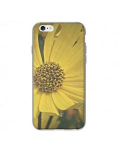 Coque Tournesol Fleur pour iPhone 6 Plus - R Delean