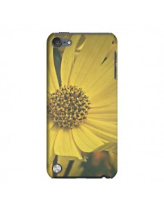 Coque Tournesol Fleur pour iPod Touch 5 - R Delean