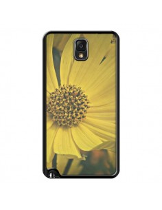 Coque Tournesol Fleur pour Samsung Galaxy Note 4 - R Delean