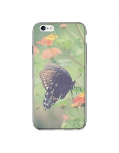 Coque Papillon Butterfly pour iPhone 6 Plus - R Delean