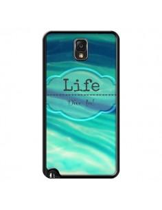 Coque Life pour Samsung Galaxy Note 4 - R Delean