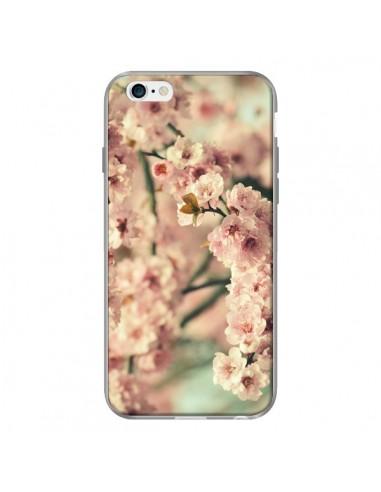 iphone 6 plus coque fleur
