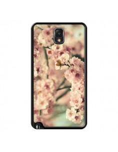 Coque Fleurs Summer pour Samsung Galaxy Note III - R Delean