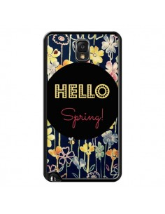 Coque Hello Spring pour Samsung Galaxy Note III - R Delean