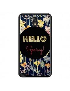 Coque Hello Spring pour Samsung Galaxy Note 4 - R Delean