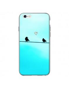 Coque Oiseaux Birds Amour Love pour iPhone 6 Plus - R Delean