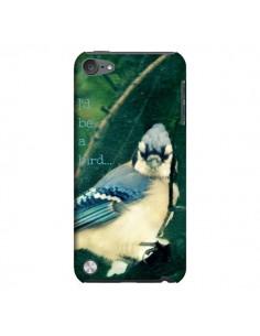 Coque I'd be a bird Oiseau pour iPod Touch 5 - R Delean