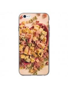 Coque Pates Cœur Love Amour pour iPhone 6 Plus - R Delean