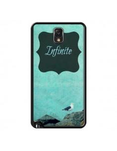 Coque Infinite Oiseau Bird pour Samsung Galaxy Note 4 - R Delean