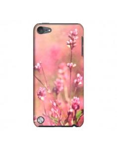 Coque Fleurs Bourgeons Roses pour iPod Touch 5 - R Delean