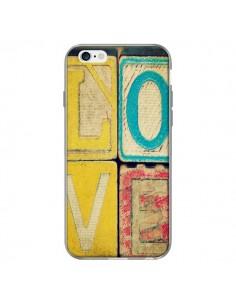 Coque Love Amour Jeu pour iPhone 6 Plus - R Delean