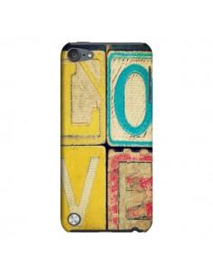 Coque Love Amour Jeu pour iPod Touch 5 - R Delean