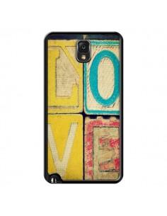 Coque Love Amour Jeu pour Samsung Galaxy Note III - R Delean