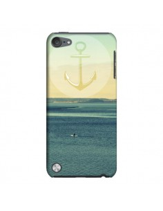 Coque Ancre Navire Bateau Summer Beach Plage pour iPod Touch 5 - R Delean