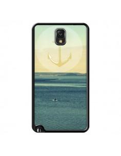 Coque Ancre Navire Bateau Summer Beach Plage pour Samsung Galaxy Note 4 - R Delean