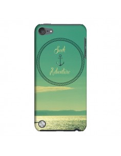 Coque See Adventure Aventure Ancre Navire Bateau pour iPod Touch 5 - R Delean