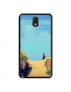 Coque Plage Beach Sand Sable pour Samsung Galaxy Note 4 - R Delean