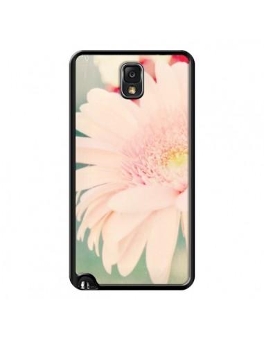 Coque Fleurs Roses magnifique pour Samsung Galaxy Note III - R Delean