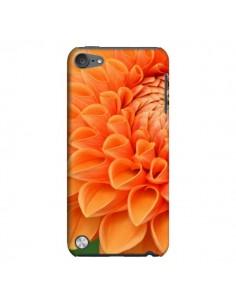 Coque Fleurs oranges flower pour iPod Touch 5 - R Delean