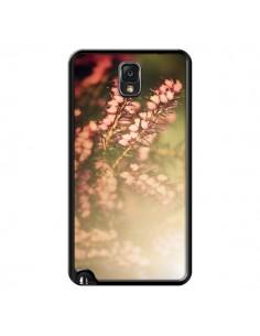 Coque Fleurs Flowers pour Samsung Galaxy Note III - R Delean