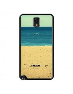 Coque Escape Mer Plage Ocean Sable Paysage pour Samsung Galaxy Note III - R Delean