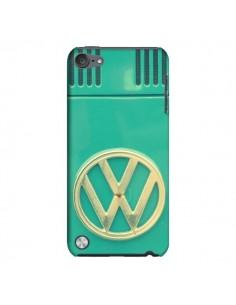 Coque Groovy Van Hippie VW Bleu pour iPod Touch 5 - R Delean