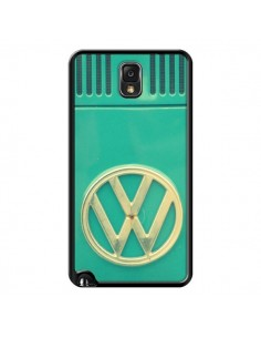 Coque Groovy Van Hippie VW Bleu pour Samsung Galaxy Note III - R Delean