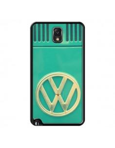 Coque Groovy Van Hippie VW Bleu pour Samsung Galaxy Note 4 - R Delean