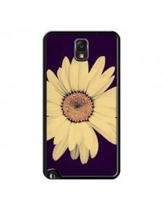 Coque Marguerite Fleur Flower pour Samsung Galaxy Note III - R Delean